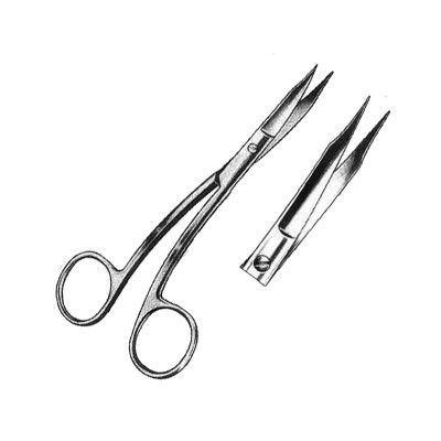 Goldman-Fox (Special) Gum Scissors, Fig.3